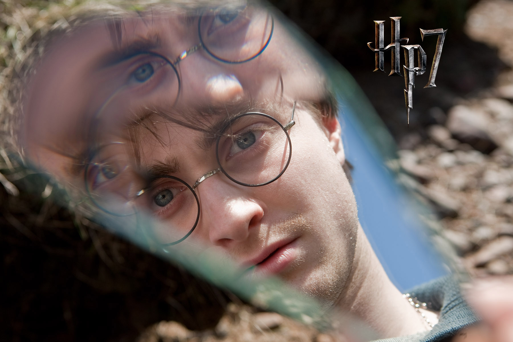 Harry Potter and the Deathly Hallows (film) - Wallpaper